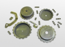 Composite Plates, Rotors and Small Parts
