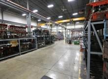 Wisconsin Metal Products Tool Room